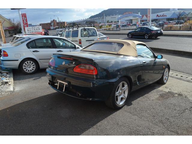 「MG」「MGF」「オープンカー」「岡山県」の中古車8