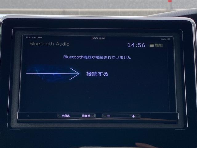 Bluetooth機能付き純正ナビ!