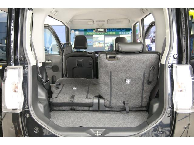 カスタムX トップエディションSAIII 片側パワースライドドア 純正SDナビ Bluetooth フルセグTV バックカメラ シートヒーター スマートキー キーレスエントリー オートマチックハイビーム 衝突軽減システム フォグランプ(56枚目)