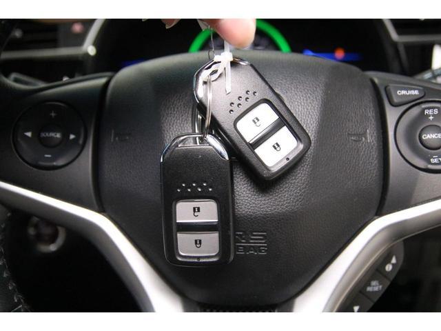 ハイブリッドX 禁煙車 メモリーナビ Bluetooth バックカメラ ETC クルーズコントロール スマートキー キーレスエントリー ワイパーデアイサー オートライト 電動格納ミラー ベージュ内装(25枚目)