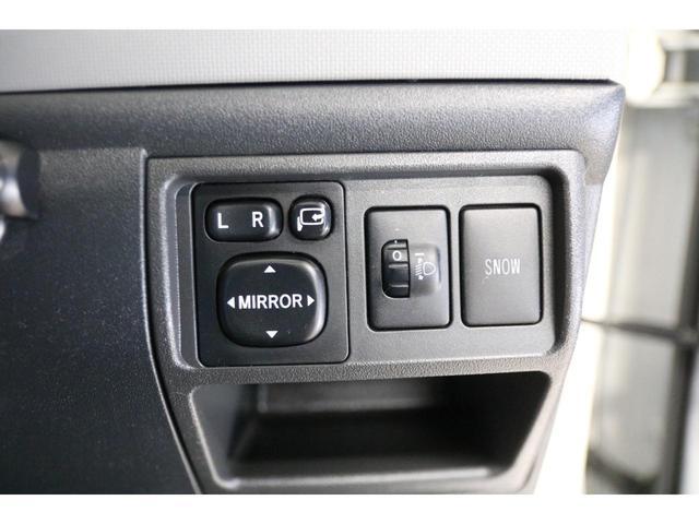 X Sエディション 禁煙車 両側スライドドア 7人乗り 3列シート ナビ MP接続可 ETC キーレスエントリー 電動格納ミラー 床下収納 ウインカーミラー フォグランプ ヘッドライトレベライザー(13枚目)