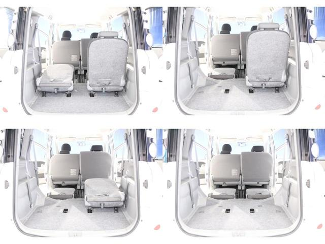 X Sエディション 禁煙車 両側スライドドア 7人乗り 3列シート ナビ MP接続可 ETC キーレスエントリー 電動格納ミラー 床下収納 ウインカーミラー フォグランプ ヘッドライトレベライザー(21枚目)