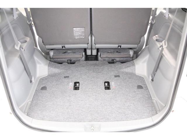 X Sエディション 禁煙車 両側スライドドア 7人乗り 3列シート ナビ MP接続可 ETC キーレスエントリー 電動格納ミラー 床下収納 ウインカーミラー フォグランプ ヘッドライトレベライザー(22枚目)