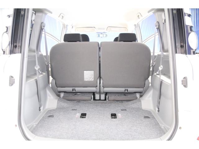 X Sエディション 禁煙車 両側スライドドア 7人乗り 3列シート ナビ MP接続可 ETC キーレスエントリー 電動格納ミラー 床下収納 ウインカーミラー フォグランプ ヘッドライトレベライザー(58枚目)