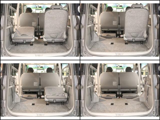 Xリミテッド 禁煙車 片側パワースライドドア HDDナビ Bluetooth フルセグTV ETC キーレス 3列シート 電動格納ミラー ヘッドライトレベライザー(35枚目)