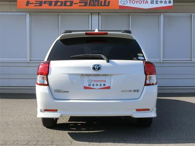 「トヨタ」「カローラフィールダー」「ステーションワゴン」「岡山県」の中古車8