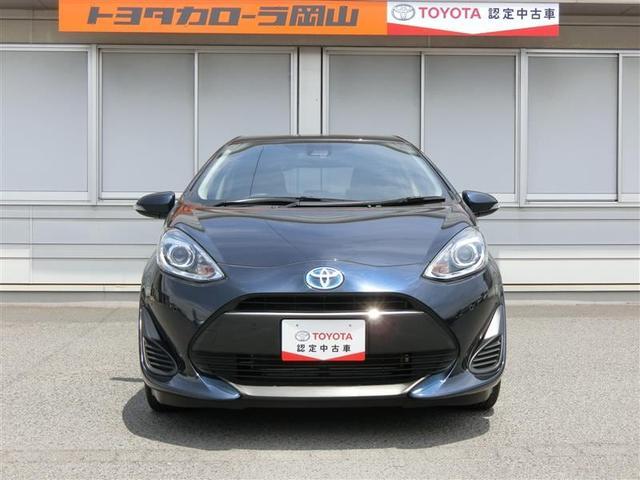 「トヨタ」「アクア」「コンパクトカー」「岡山県」の中古車4