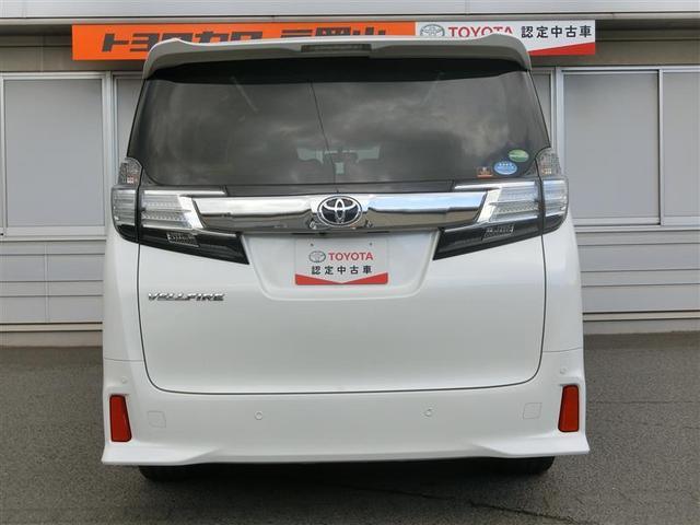 「トヨタ」「ヴェルファイア」「ミニバン・ワンボックス」「岡山県」の中古車7
