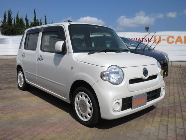 「ダイハツ」「ミラココア」「軽自動車」「鳥取県」の中古車3