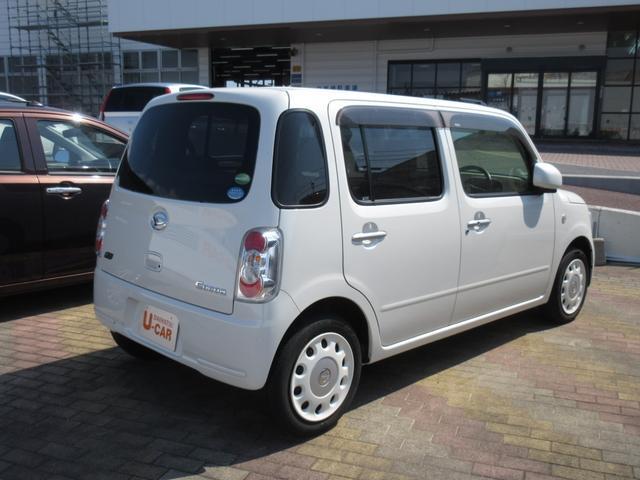 「ダイハツ」「ミラココア」「軽自動車」「鳥取県」の中古車4