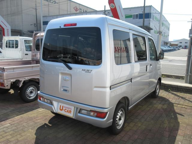 DX SA3 4WD MT車 キーレス(4枚目)