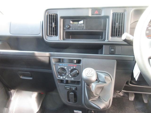 DX SA3 4WD MT車 キーレス(16枚目)