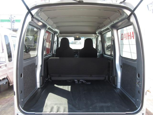 DX SA3 4WD MT車 キーレス(20枚目)