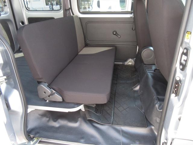 DX SA3 4WD MT車 キーレス(22枚目)