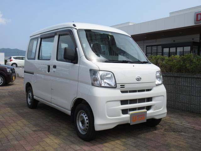 「ダイハツ」「ハイゼットカーゴ」「軽自動車」「鳥取県」の中古車3