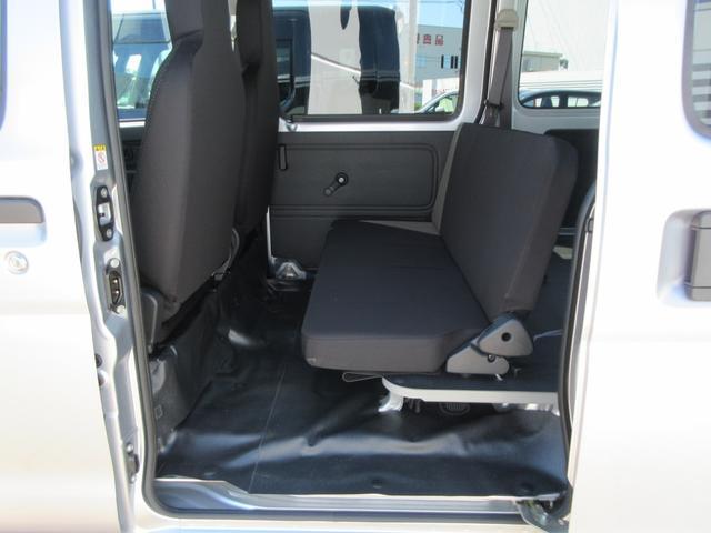 デラックスSA3 4WD AT車(11枚目)