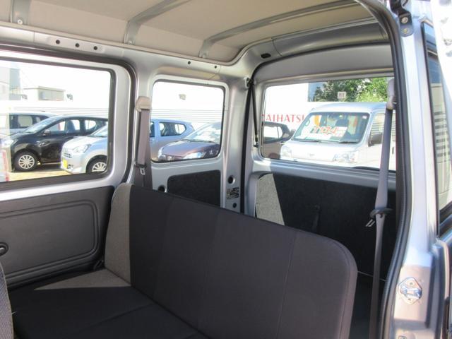 デラックスSA3 4WD AT車(12枚目)
