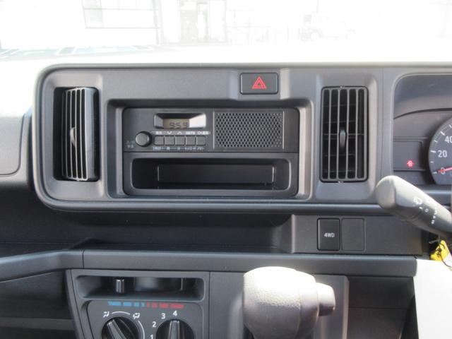 デラックスSA3 4WD AT車(18枚目)
