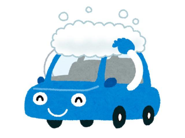 ご納車前には隅々まで洗車せさていただきます☆