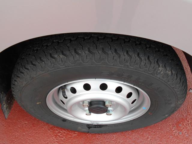 タイヤの溝も十分残っているので、すぐに交換の必要はありません。