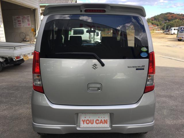 「スズキ」「ワゴンR」「コンパクトカー」「島根県」の中古車4