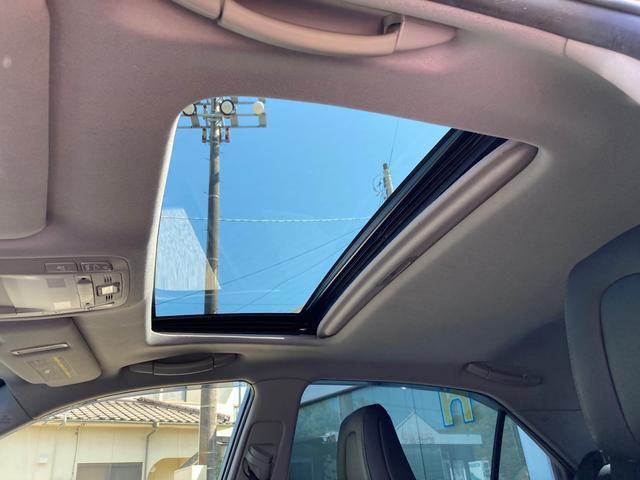 アスリートS 後期バンパー TEIN車高調 ローダウン 革シート サンルーフ パワーシート ETC HDDナビ バックカメラ フルセグTV Bluetooth CD DVD スマートキー 純正AW18インチ(6枚目)