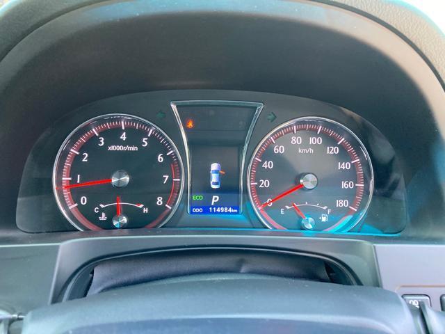 アスリートS 後期バンパー TEIN車高調 ローダウン 革シート サンルーフ パワーシート ETC HDDナビ バックカメラ フルセグTV Bluetooth CD DVD スマートキー 純正AW18インチ(17枚目)