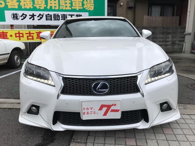 「レクサス」「GS」「セダン」「広島県」の中古車2