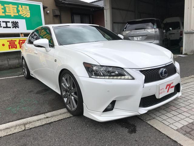 「レクサス」「GS」「セダン」「広島県」の中古車3