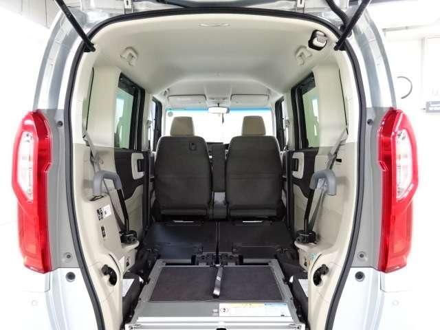 660 G スロープ L ホンダセンシング 車いす専用装備装(15枚目)