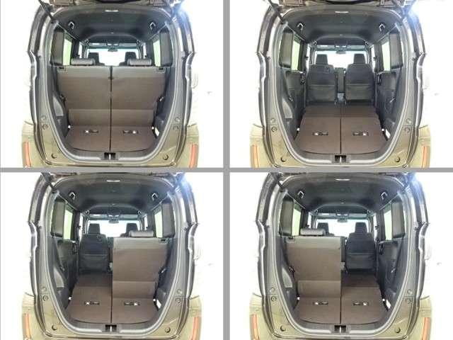G・Lターボホンダセンシング ワンオーナー ナビ リヤカメラ 両電動ドア キーフリー ワンオーナ ESC LEDヘッド ターボ車 バックカメ メモリナビ 地デジ ナビTV クルコン ETC スマートキー アルミ ベンチシート CD(12枚目)