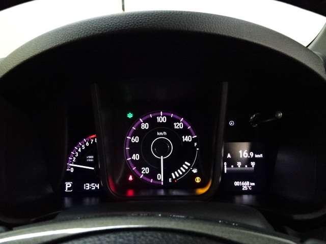 L・ターボホンダセンシング 当社デモカー ナビ リヤカメラ LED ワンオーナー LED メモリーナビ フルセグ オートクルーズ 盗難防止システム ETC シートヒーター ターボ スマートキー アイドリングストップ サイドSRS(8枚目)