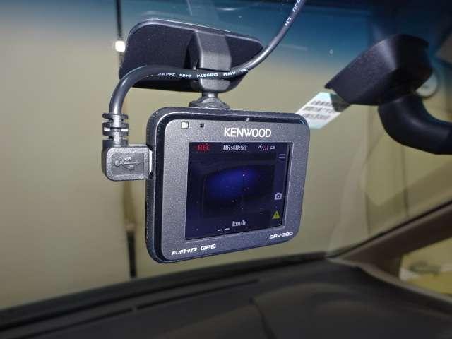 【ドライブレコーダー】もしもの事故の時その瞬間を見逃しません。