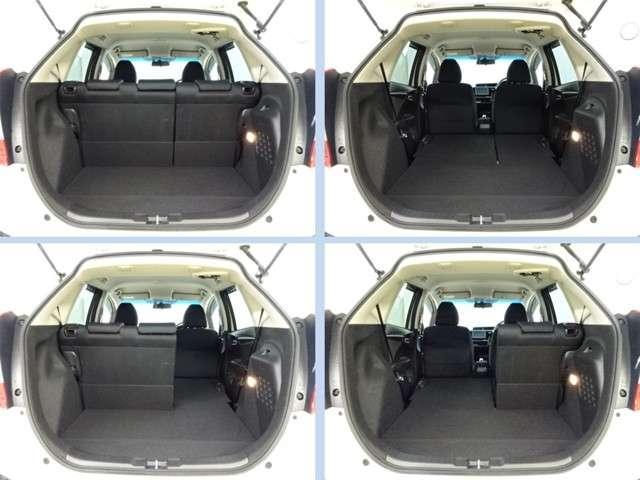 Fパッケージ ワンオーナー ナビ リヤカメラ ETC AUX TVナビ 地デジTV バックモニター付き 盗難防止 DVD再生 メモリナビ スマ-トキ- キーフリ ESC ETC オートエアコン ABS SRS(6枚目)
