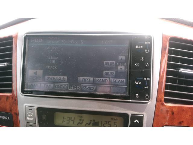 AX トレゾア アルカンターラバージョン HDDナビ 左電動(7枚目)