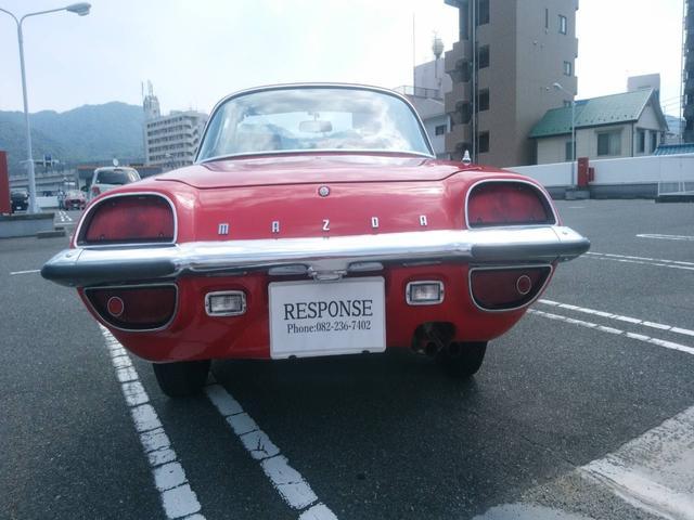 「マツダ」「コスモスポーツ」「セダン」「広島県」の中古車27