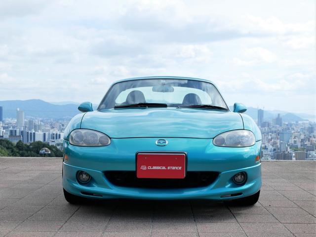 「マツダ」「ロードスター」「オープンカー」「広島県」の中古車2