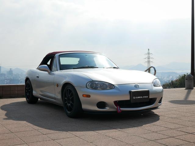 「マツダ」「ロードスター」「オープンカー」「広島県」の中古車53