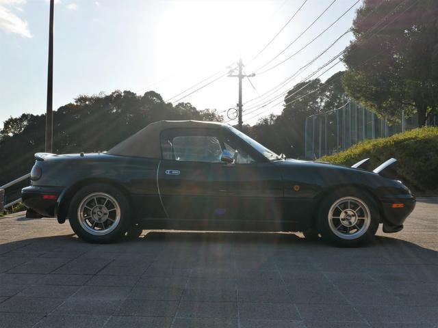 「その他」「ユーノスロードスター」「オープンカー」「広島県」の中古車4