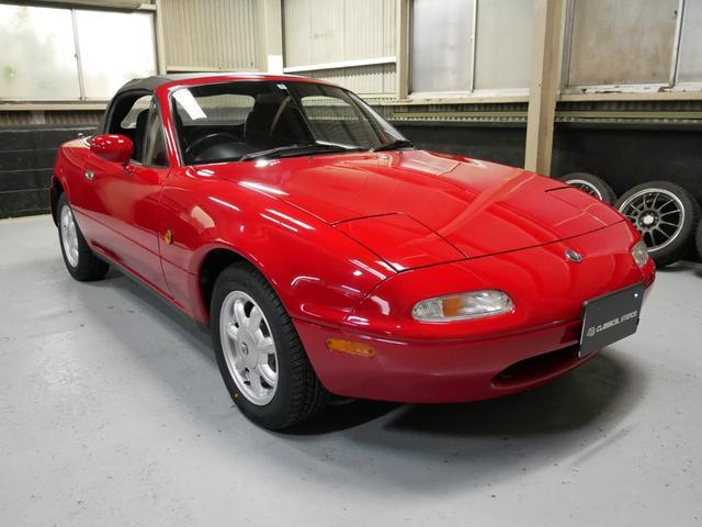 「その他」「ユーノスロードスター」「オープンカー」「広島県」の中古車80