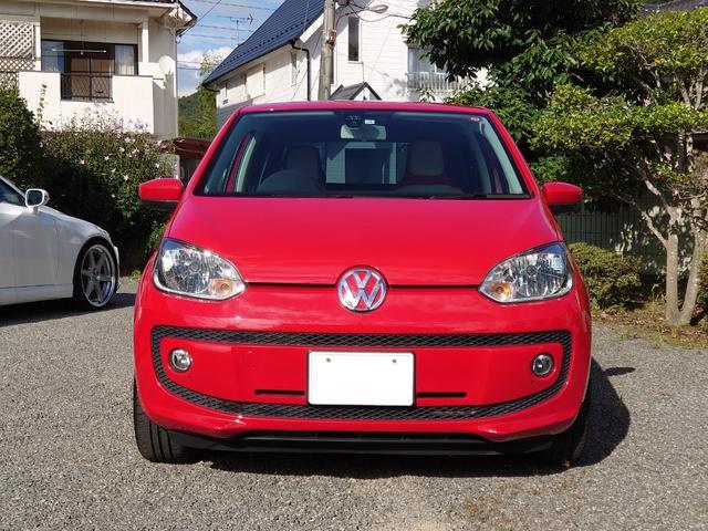 「フォルクスワーゲン」「VW アップ!」「コンパクトカー」「岡山県」の中古車2