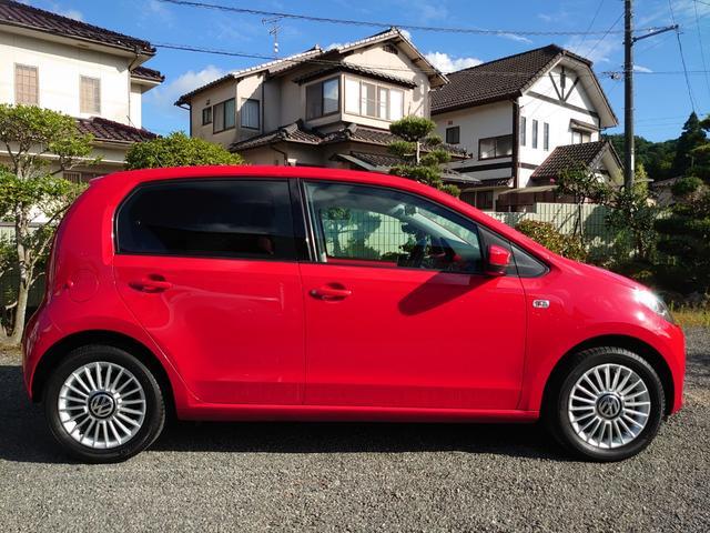 「フォルクスワーゲン」「VW アップ!」「コンパクトカー」「岡山県」の中古車4