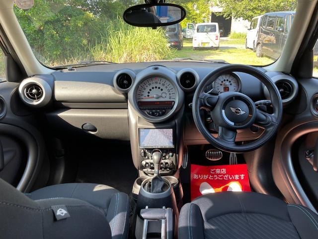クーパーS クロスオーバー オール4 ナビ・ETC・4WD(4枚目)