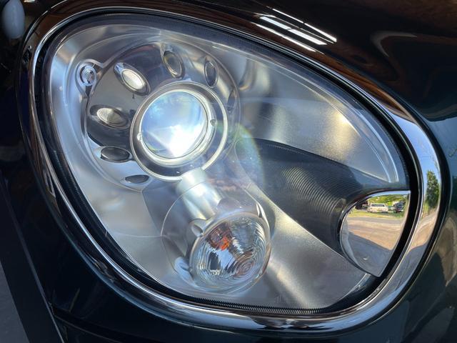 クーパーS クロスオーバー オール4 ナビ・ETC・4WD(11枚目)