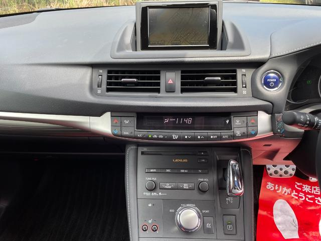 CT200h Fスポーツ BLITZ車高調・マーベリック19インチアルミホイール・LEDヘッドライト・ETC・ドライブレコーダー・スマートキー・ハイブリッド(10枚目)