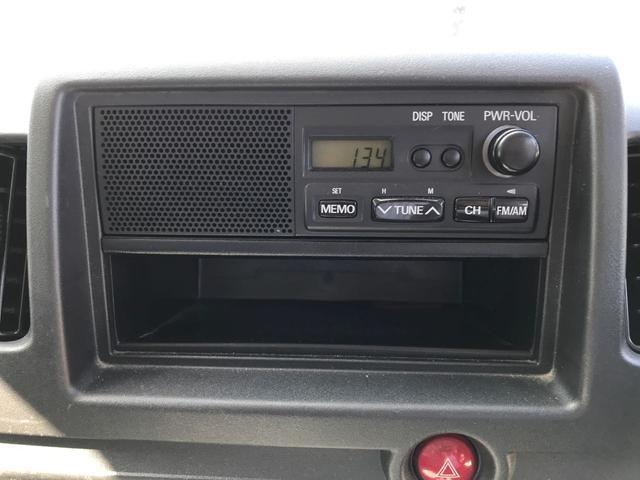 CD ハイルーフ エアコン パワステ 両側スライド ラジオ(5枚目)