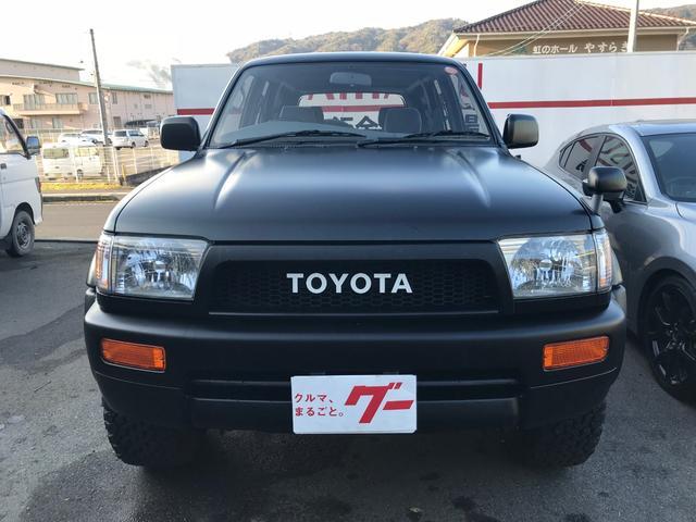 「トヨタ」「ハイラックスサーフ」「SUV・クロカン」「島根県」の中古車2
