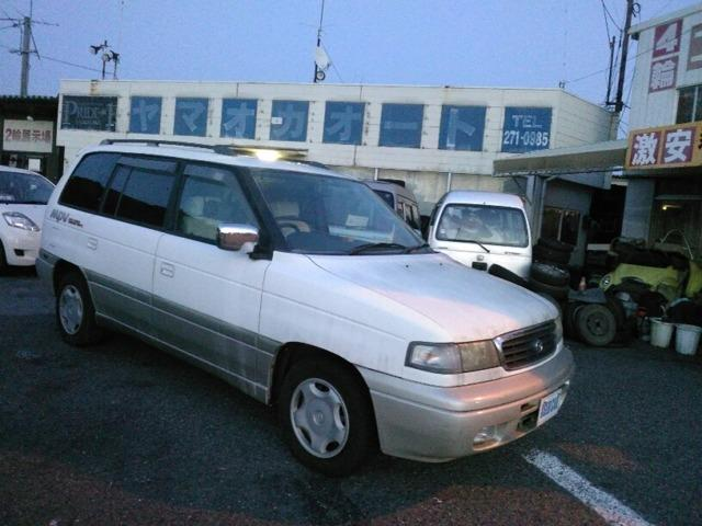 「マツダ」「MPV」「ミニバン・ワンボックス」「岡山県」の中古車12