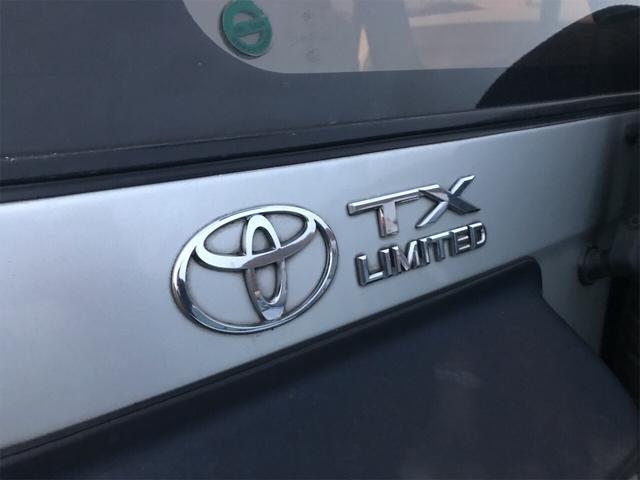 TXリミテッド 4WD AW 禁煙車 ワンオーナー 8名乗り(36枚目)