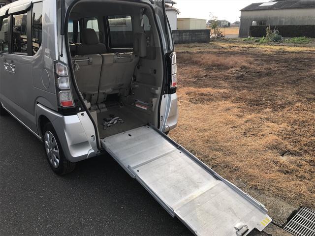 G・Lパッケージ 車イス仕様 車椅子スローパー スマートキー(3枚目)
